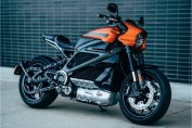 Harley-Davidson LiveWire Electric Bike