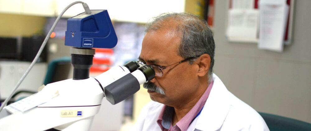 Researcher at SRL Diagnostics