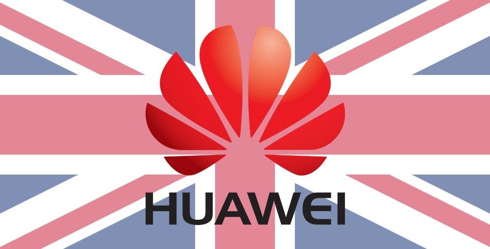 Huawei in United Kingdom