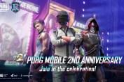 PUBG Mobile 2nd Anniversary