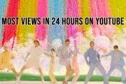 BTS Dynamite Music Video
