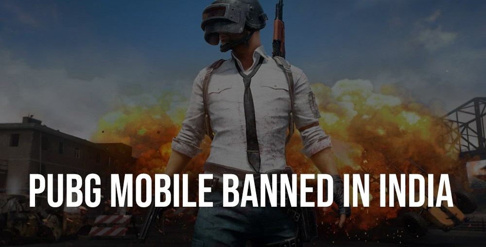 PUBG Mobile along with 118 Chinese apps banned in India