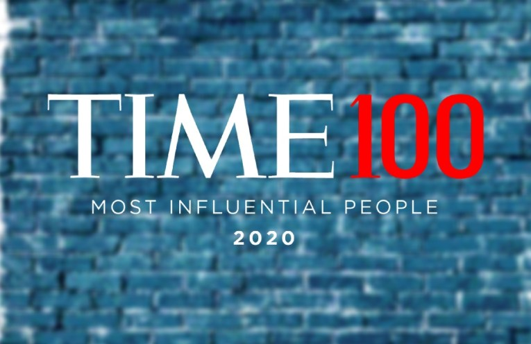Time 100 Most Influential People 2020