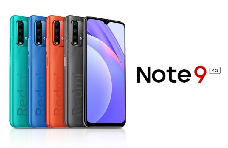 Redmi Note 9 4G