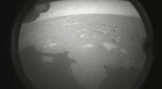 NASA Perseverance Rover at the Jezero Crater on Mars