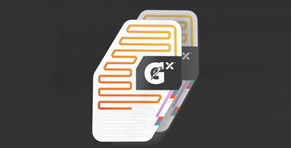 Gatorade Gx Sweat Patch