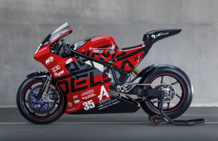 Delta-XE Electric Superbike