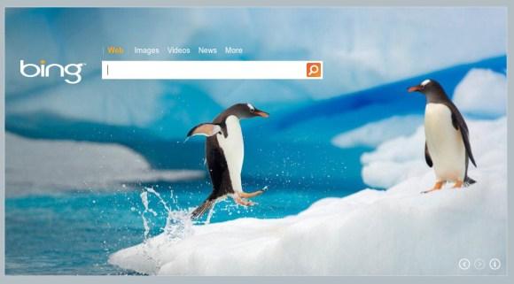 Bing Header