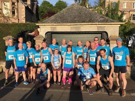 Kinnoull Hill Race 2018