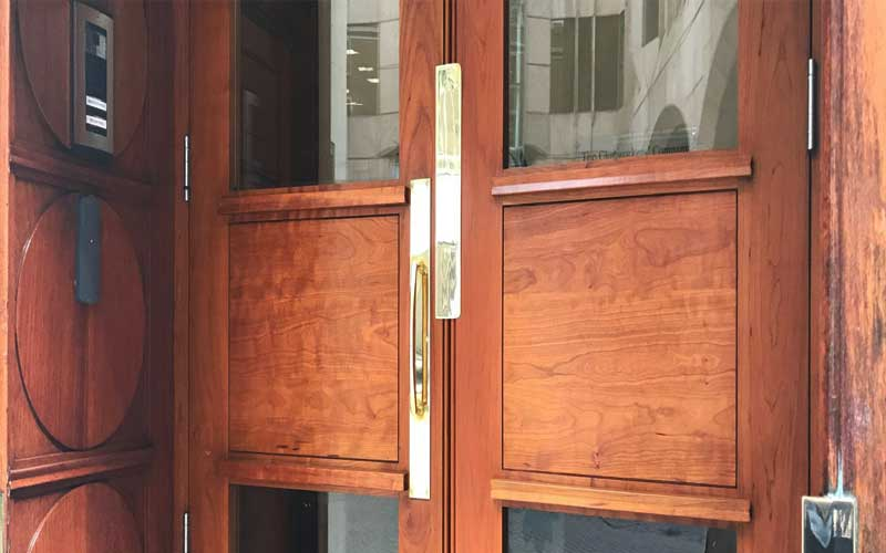 Redwood-timber-doors