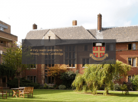 Wesley college house