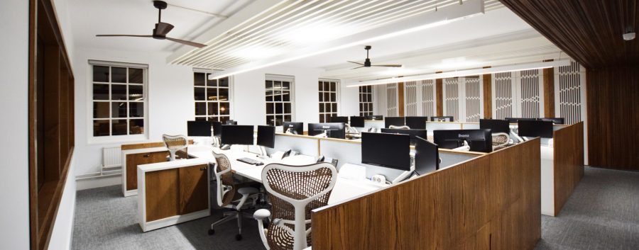 Joinery office fit out