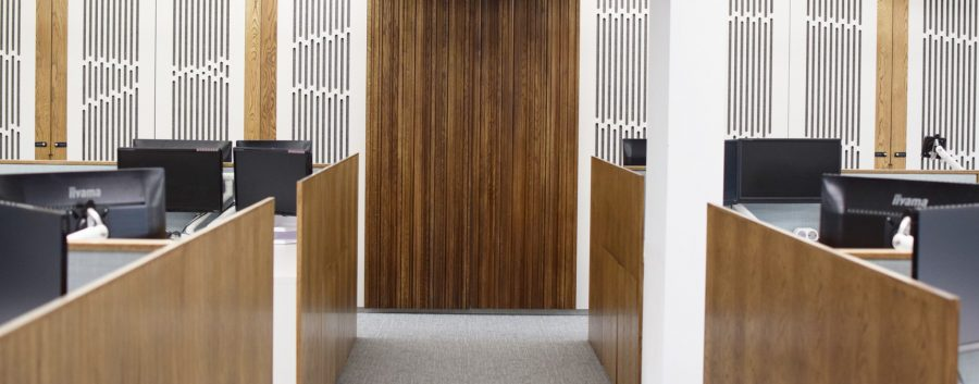Head Office joinery fit out