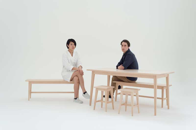 Native-Co furniture designers