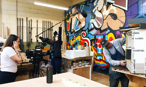 The-One-Show-filming-in-the-joinery-500x300
