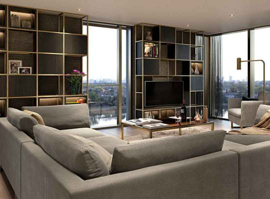 High-end-residential-fit-out