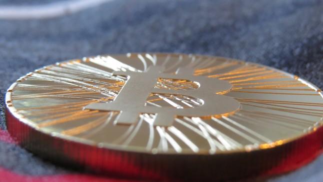 Bitcoin concept by Antanacoins. CC-By-SA, Flickr.