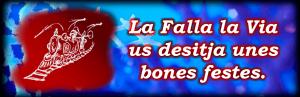 🚂🎄Taller nadalenc i visita del Pare Nadal🚂🎄 @ Casal de la Falla la Via