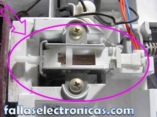 sensor de lavadora samsung