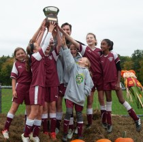 Girls 5/6 6v6 Champions - Westford Girls FC