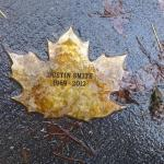 Dustin Smith Leaf of Remembrance