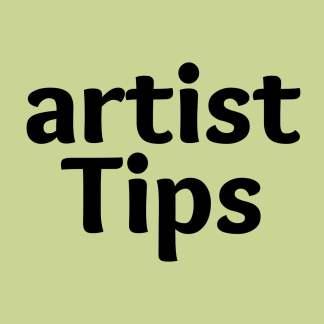 Text: Artist Tips
