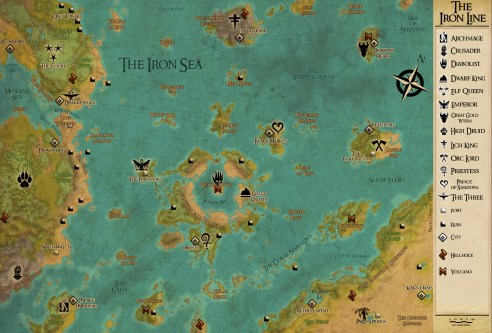 The Iron Sea (2015)