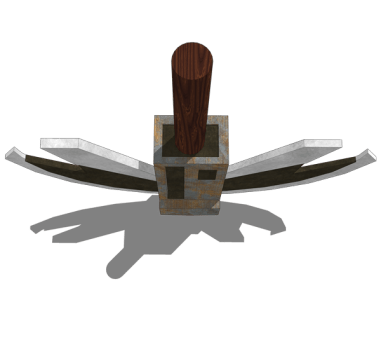 Pendulum Scythe