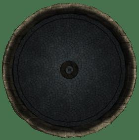 Hearthflare Well: Empty and Dark