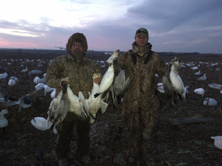 Snow Goose Outfitters and Guides -- 855-473-2875