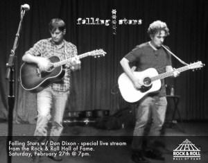 Falling Stars Rock & Roll Band Cleveland Ohio