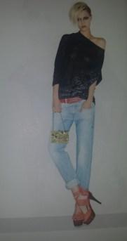 Miss Sixty tweehands kleding