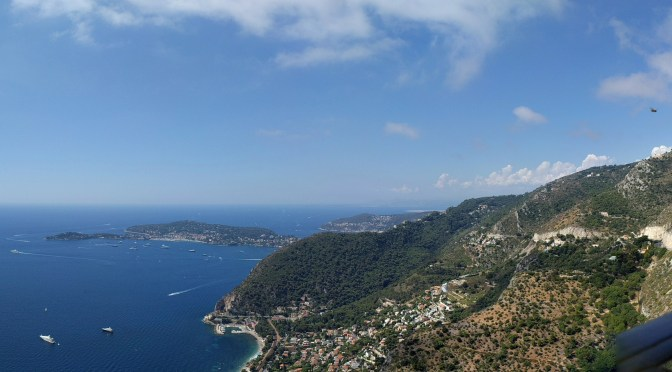 Eze to Provence, France Day 4