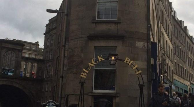 Edinburgh, Day 1