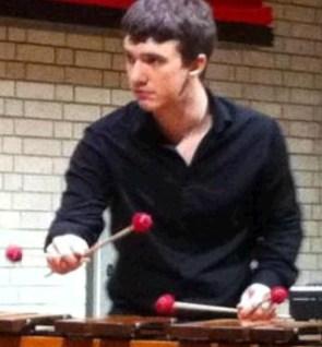 Michael Clark (percussion)