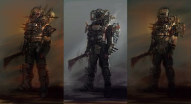 Fallout 4 concept art #6