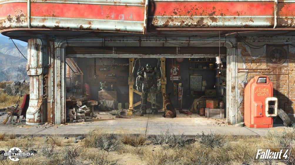 Fallout 4 tapeta