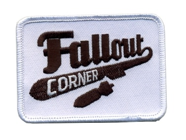 Naszywka Fallout Corner