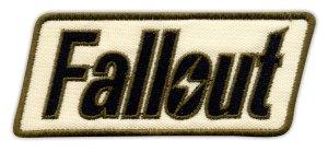 Naszywka - logo Fallout