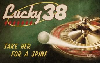 Tapeta Lucky 38