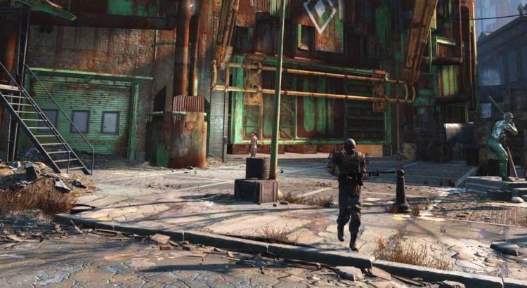 Tryb Survival W Fallout 4 Szczegółowe Informacje Fallout