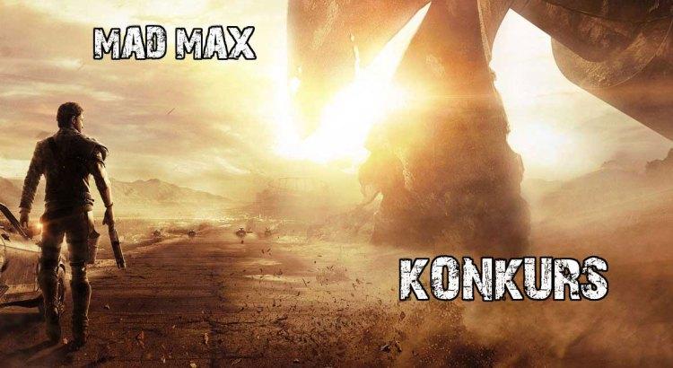Mad Max - konkurs