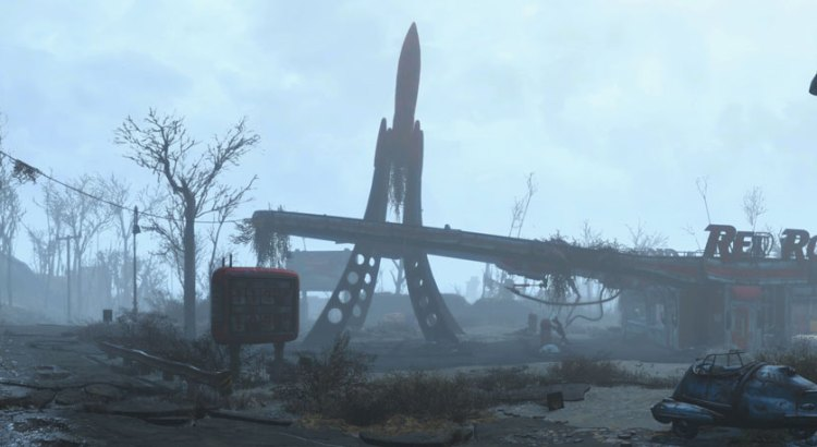 Fallout 4 - Panorama
