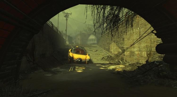 Fallout 4 - Pustkowie