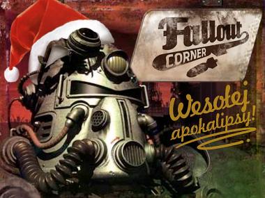 Karta świąteczna - Fallout Corner