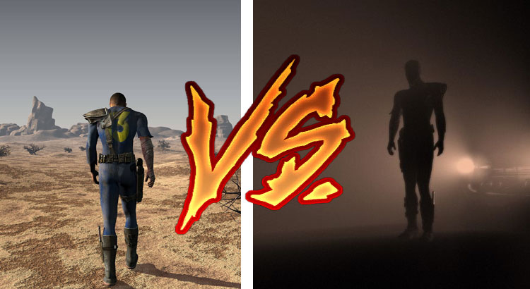 Vault Dweller vs. Chosen One