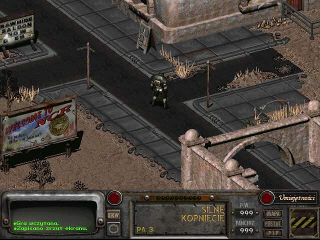 Fallout 2 - zrzut ekranu #1