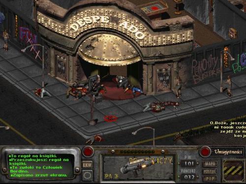 Fallout 2 - zrzut ekranu #10