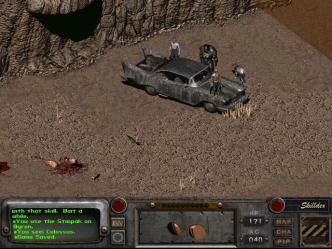 Fallout 2 - zrzut ekranu #16