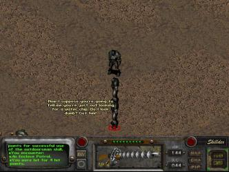 Fallout 2 - zrzut ekranu #5
